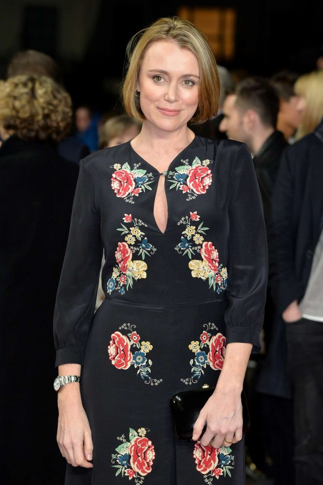Keeley Hawes - 'The Time Of Their Lives' Premiere in London