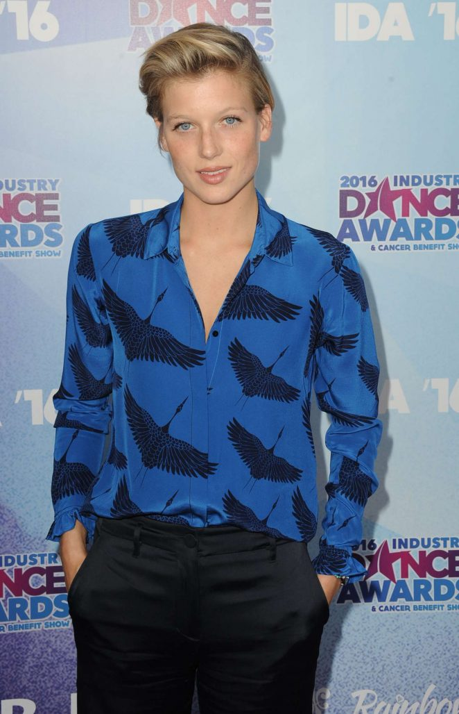Keenan Kampa - Industry Dance Awards 2016 and Cancer Benefit Show in LA