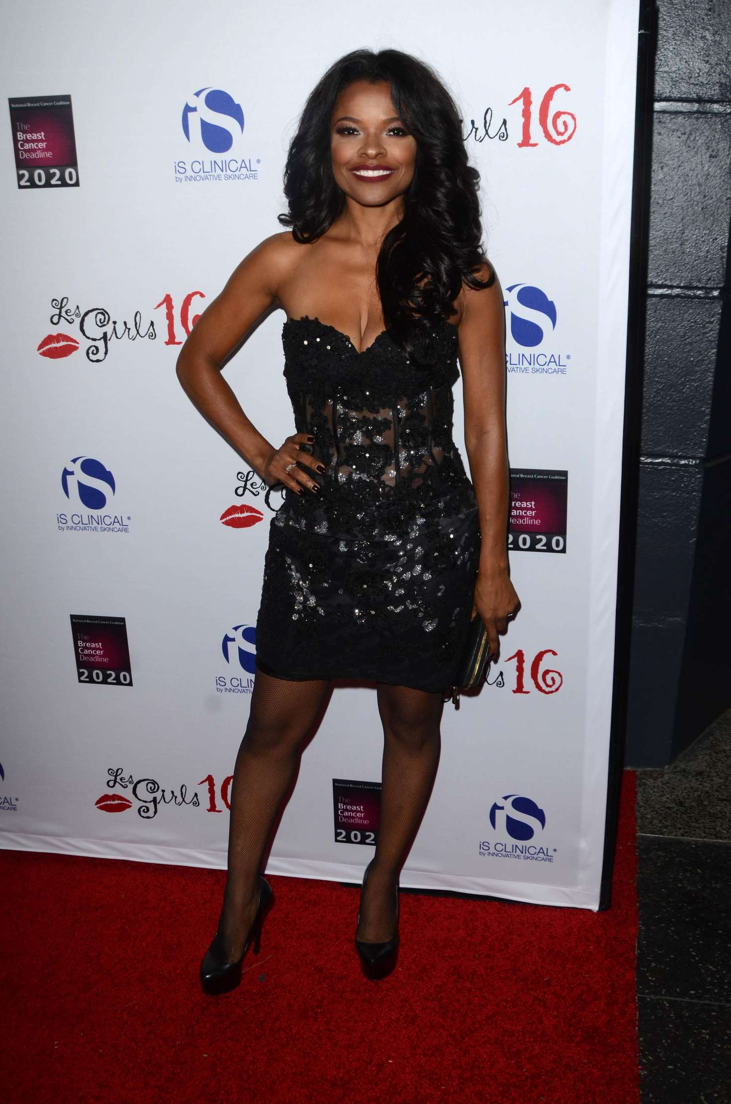 Keesha Sharp 16th Annual Les Girls Cabaret 02 Gotceleb