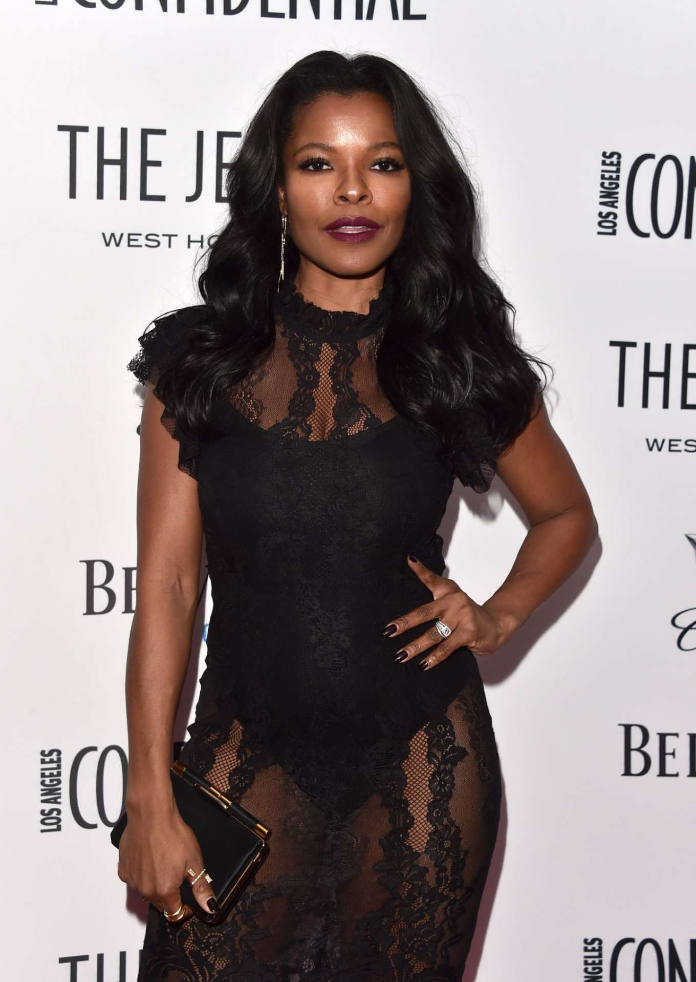 Keesha Sharp attends Day 4 of the 2016 Essence Festival