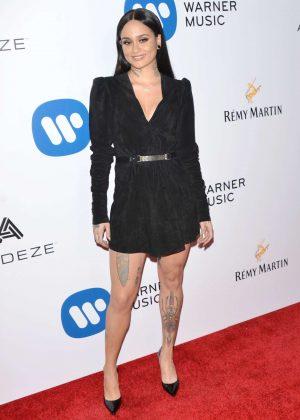 Kehlani - Warner Music Group Grammy After Party 2017 in LA