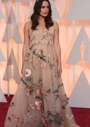 Keira Knightley - 2015 Academy Awards in Hollywood
