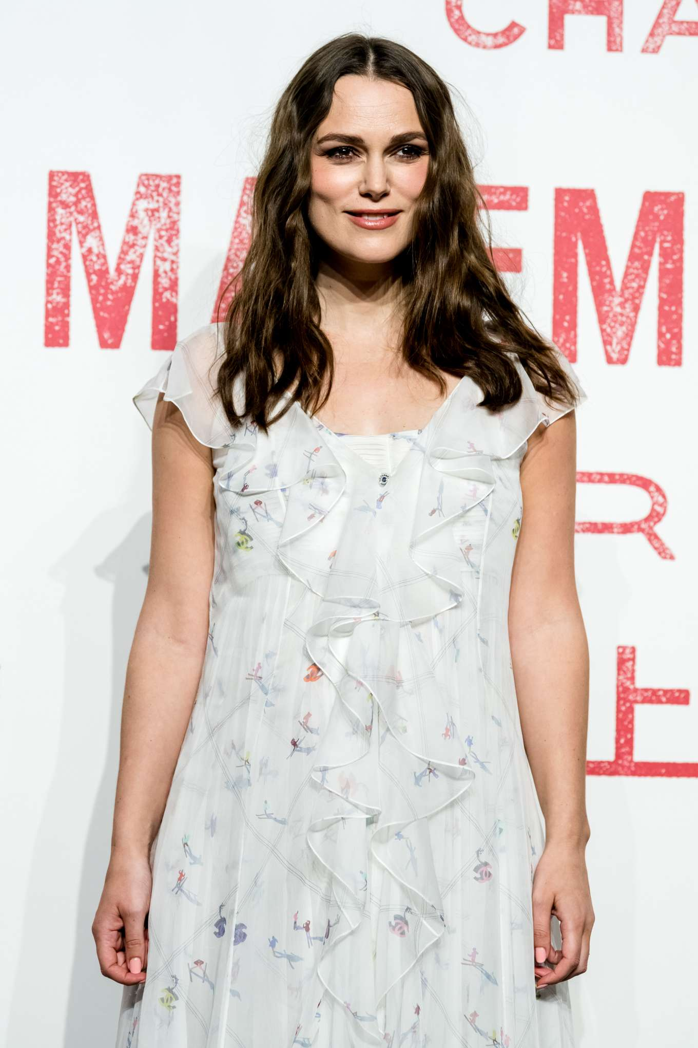 Keira Knightley 2019 : Keira Knightley: Arrives for the Chanel Mademoiselle Prive exhibition -03