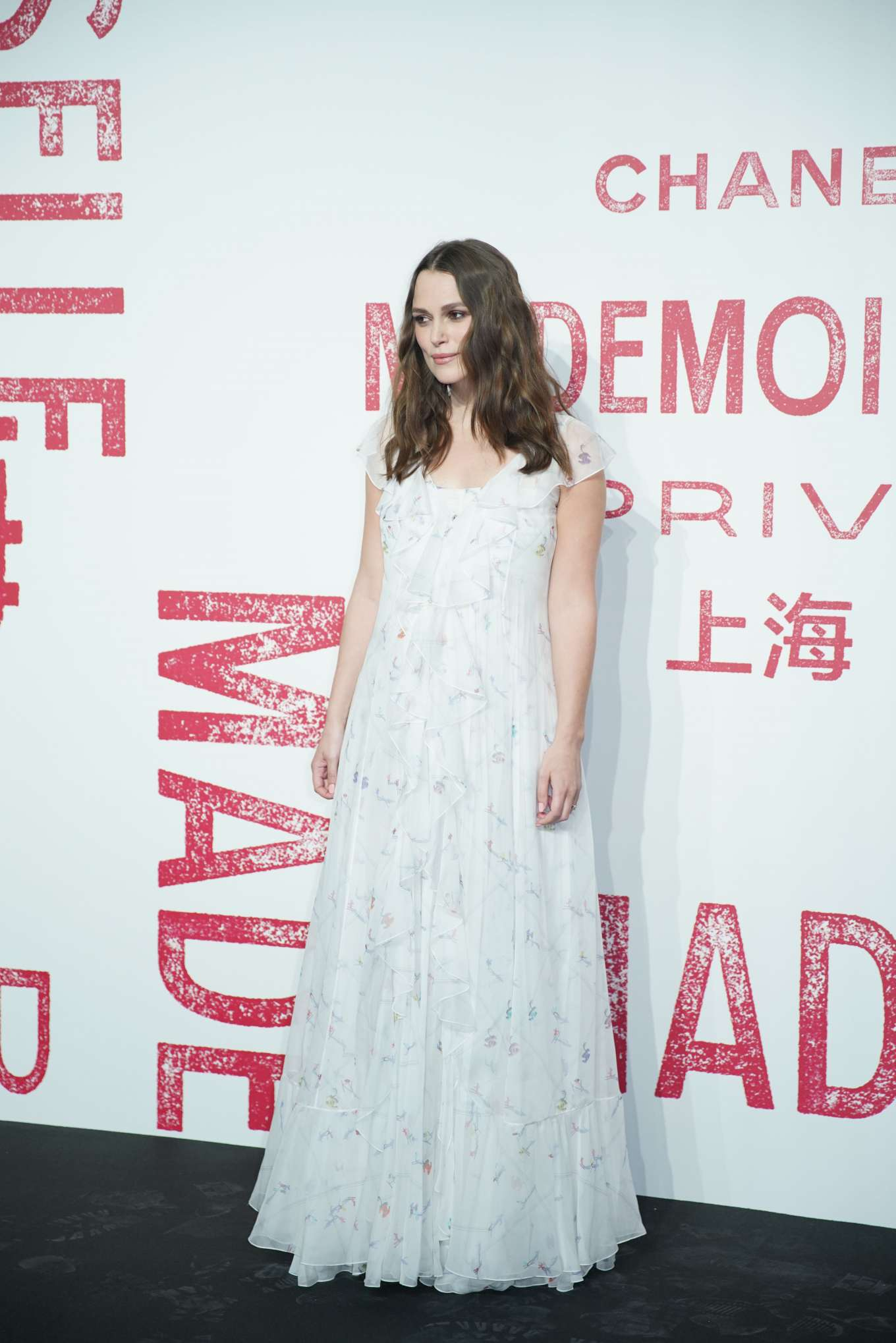 Keira Knightley 2019 : Keira Knightley: Arrives for the Chanel Mademoiselle Prive exhibition -04