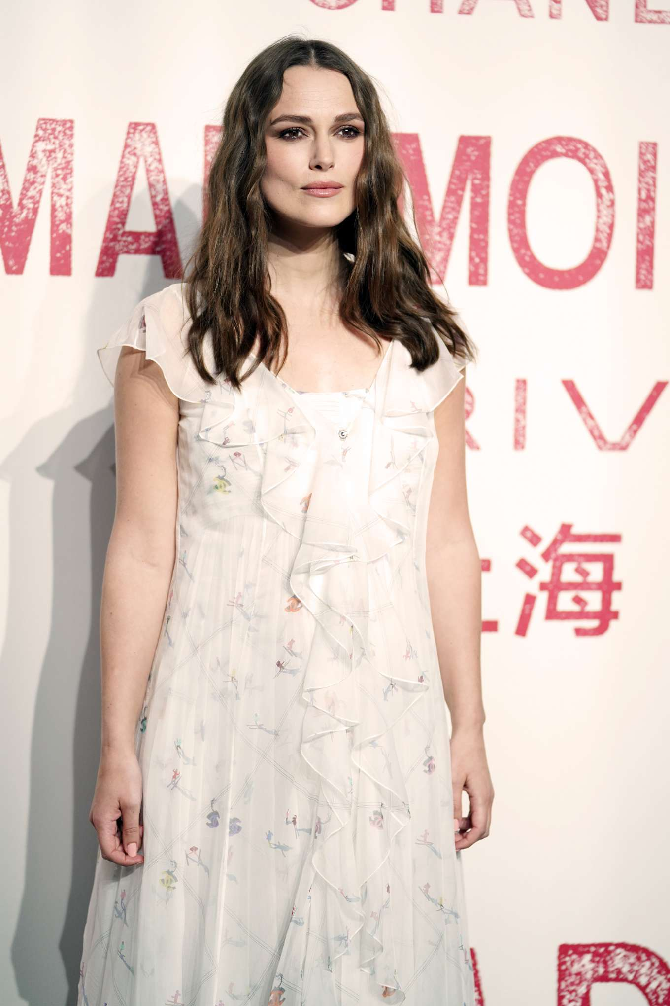 Keira Knightley 2019 : Keira Knightley: Arrives for the Chanel Mademoiselle Prive exhibition -05