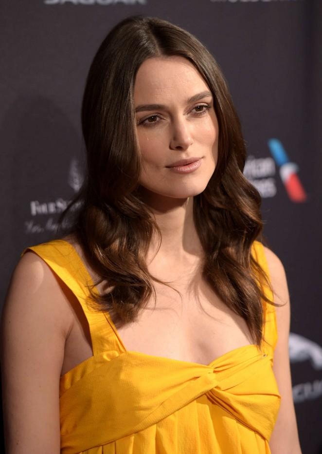 Keira Knightley – BAFTA Los Angeles Tea Party in Beverly Hills