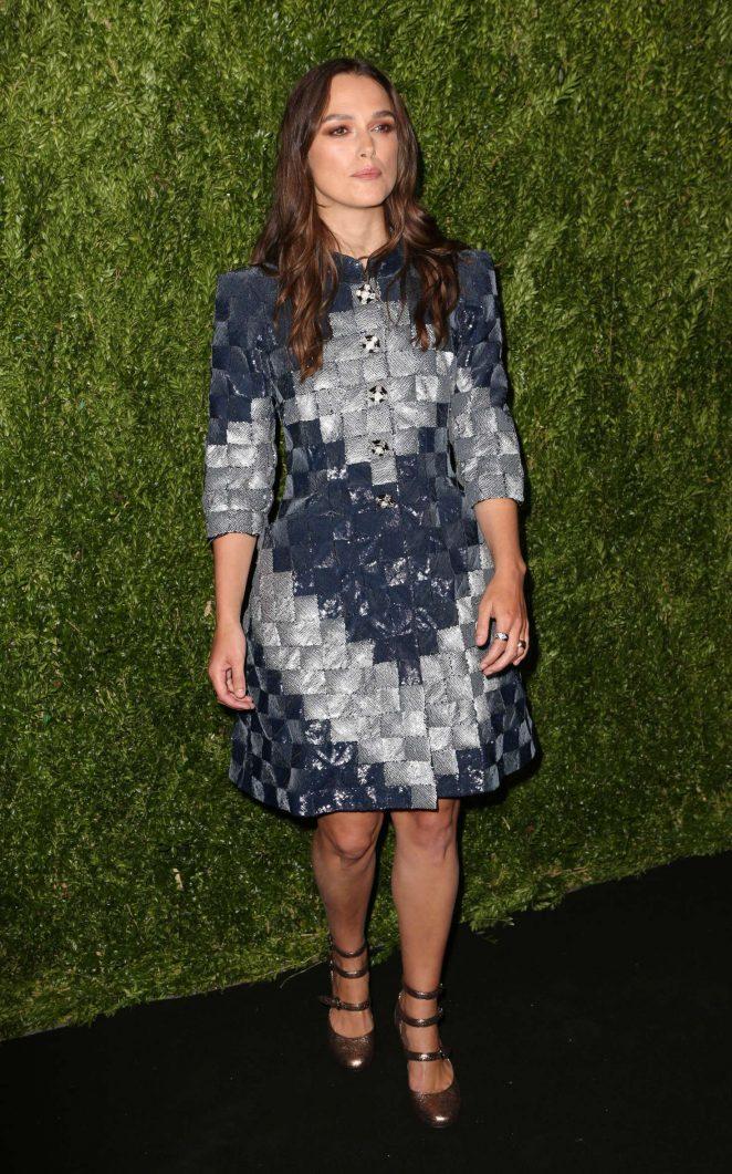 Keira Knightley: Chanel Jewelry Dinner in Honor of Keira Knightley -05