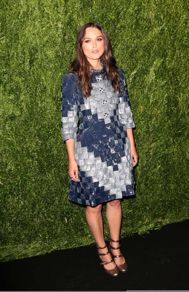 Keira Knightley: Chanel Jewelry Dinner in Honor of Keira Knightley -13