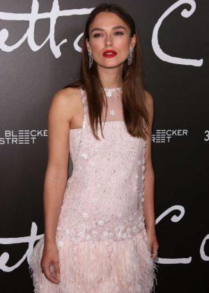 Keira Knightley - 'Colett Premiere in Beverly Hills