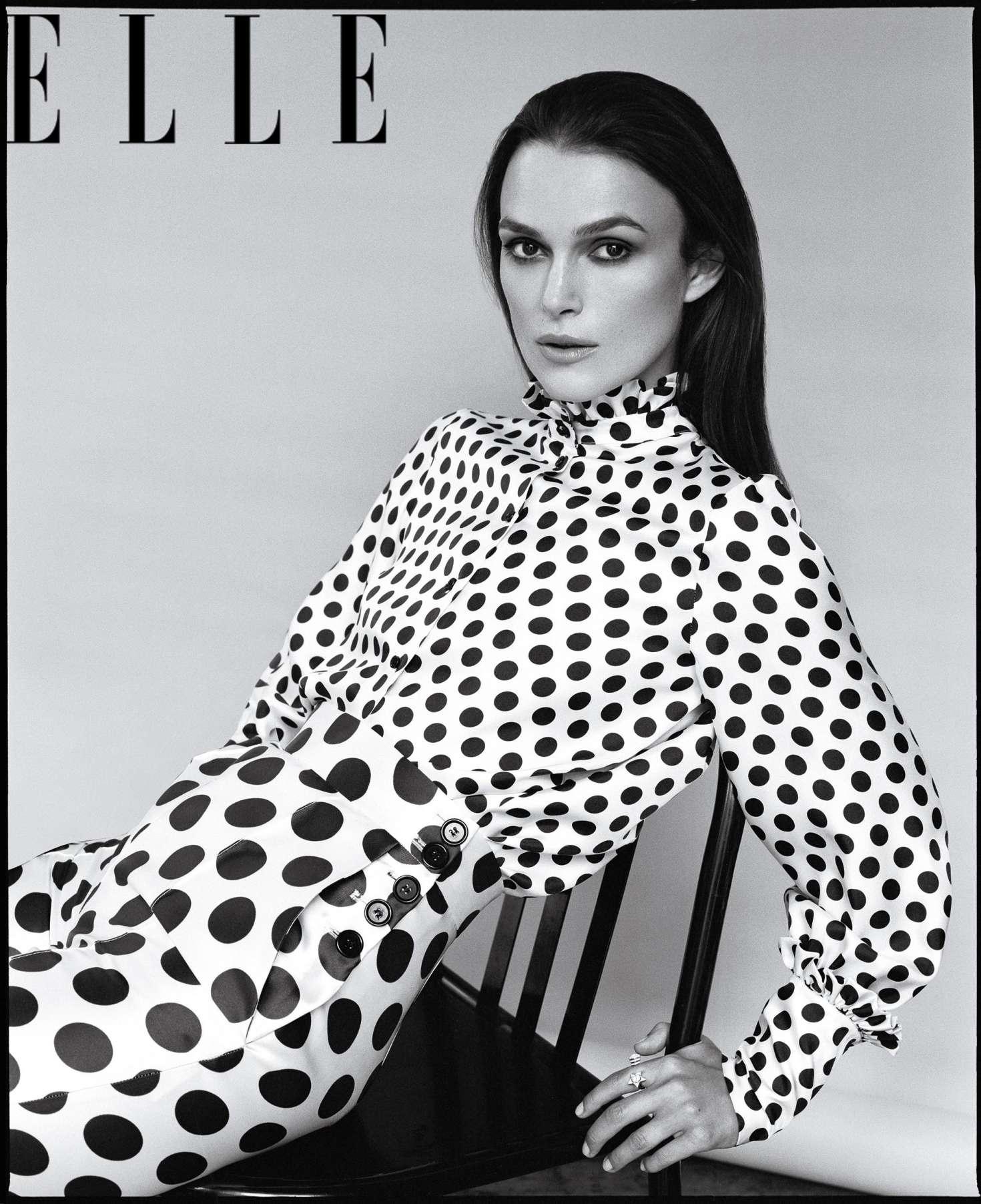Keira Knightley - Elle US The 'Women In Hollywood' (November 2018)