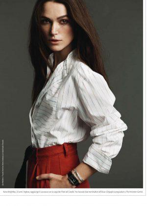 Keira Knightley - F N.8 Italy Magazine (February 2019)