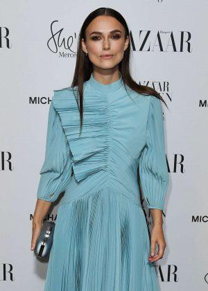 Keira Knightley - Harper's Bazaar Women of the Year Awards 2018 in London