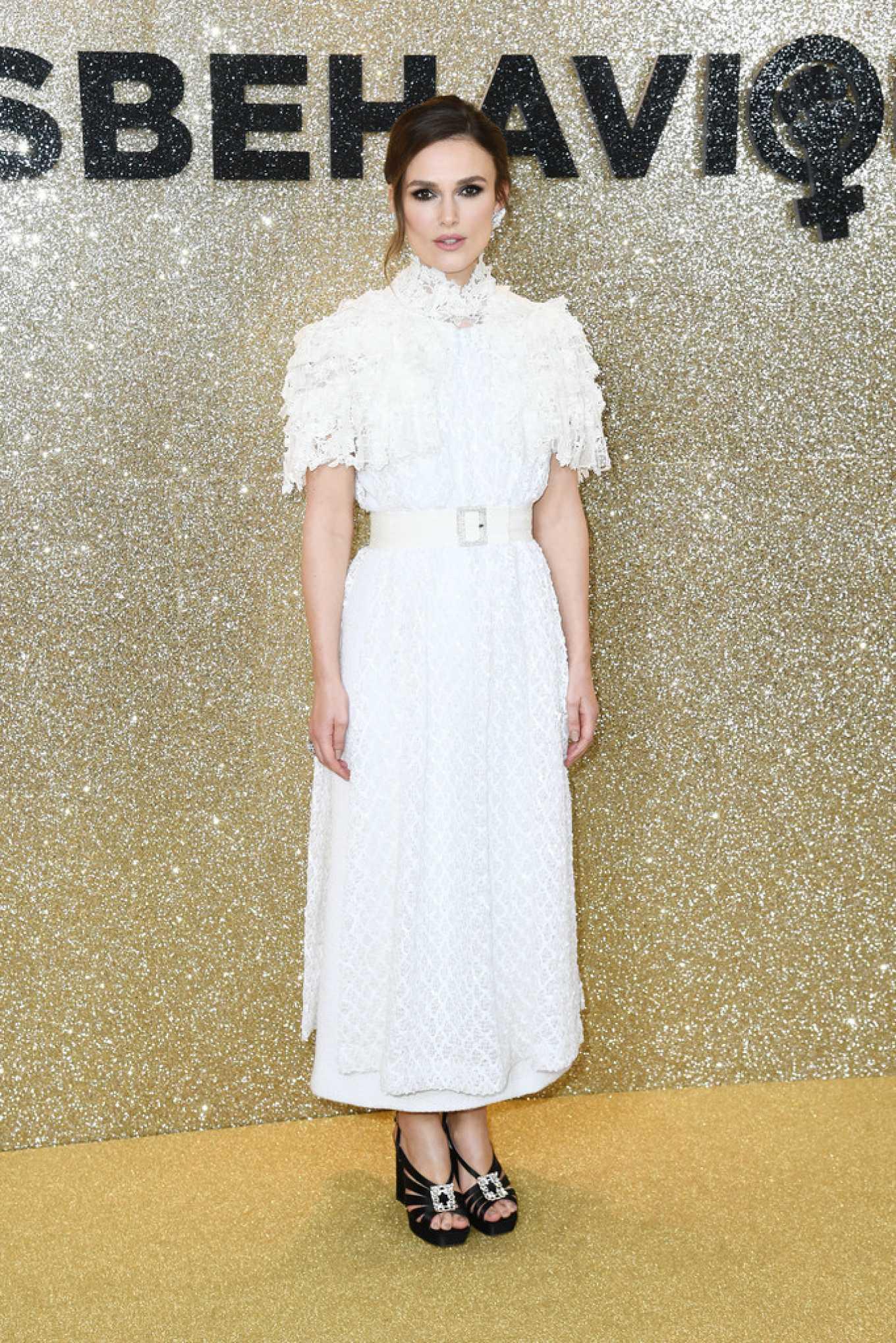 Keira Knightley 2020 : Keira Knightley – Misbehaviour Premiere in London-05