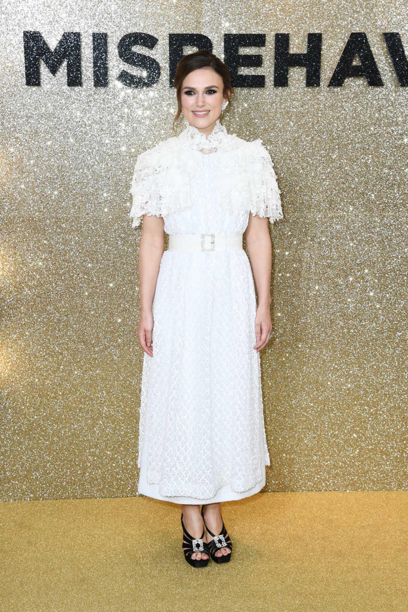 Keira Knightley 2020 : Keira Knightley – Misbehaviour Premiere in London-08
