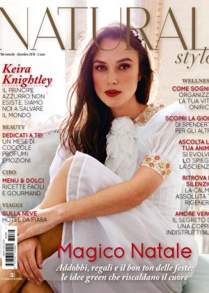 Keira Knightley - Natural Style Magazine (December 2018)
