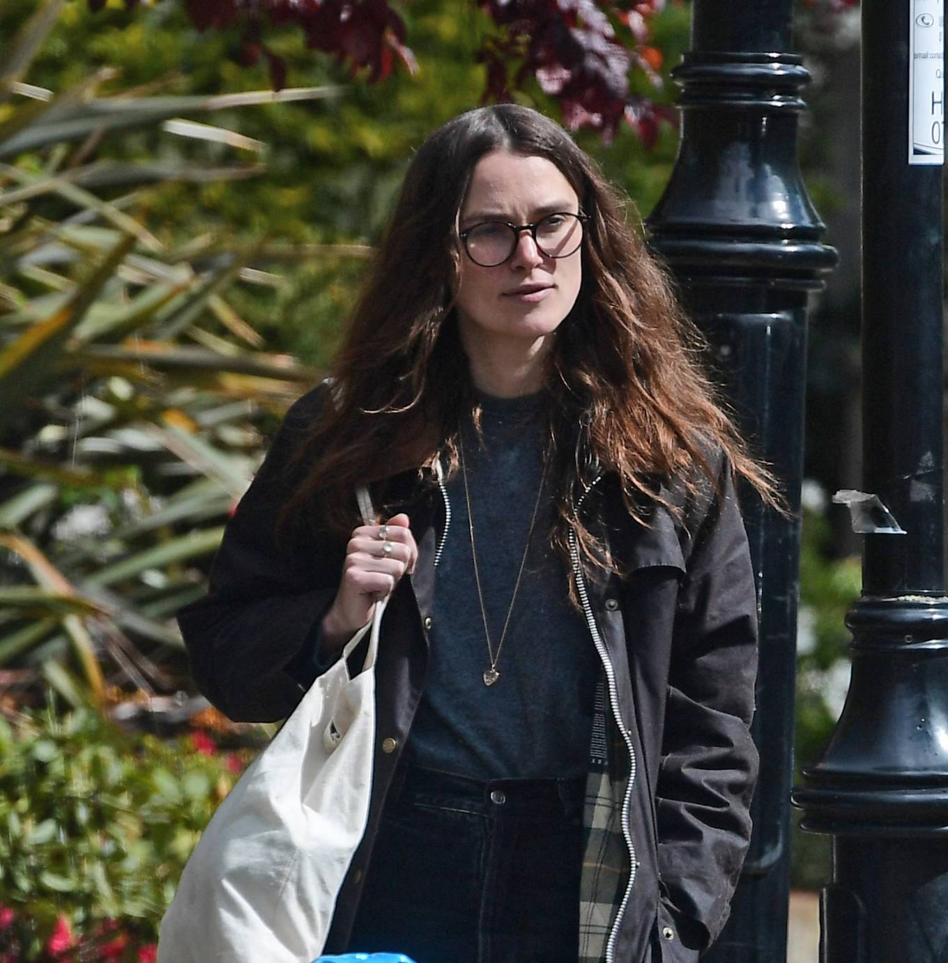 Keira Knightley 2021 : Keira Knightley – out in Bromley-07