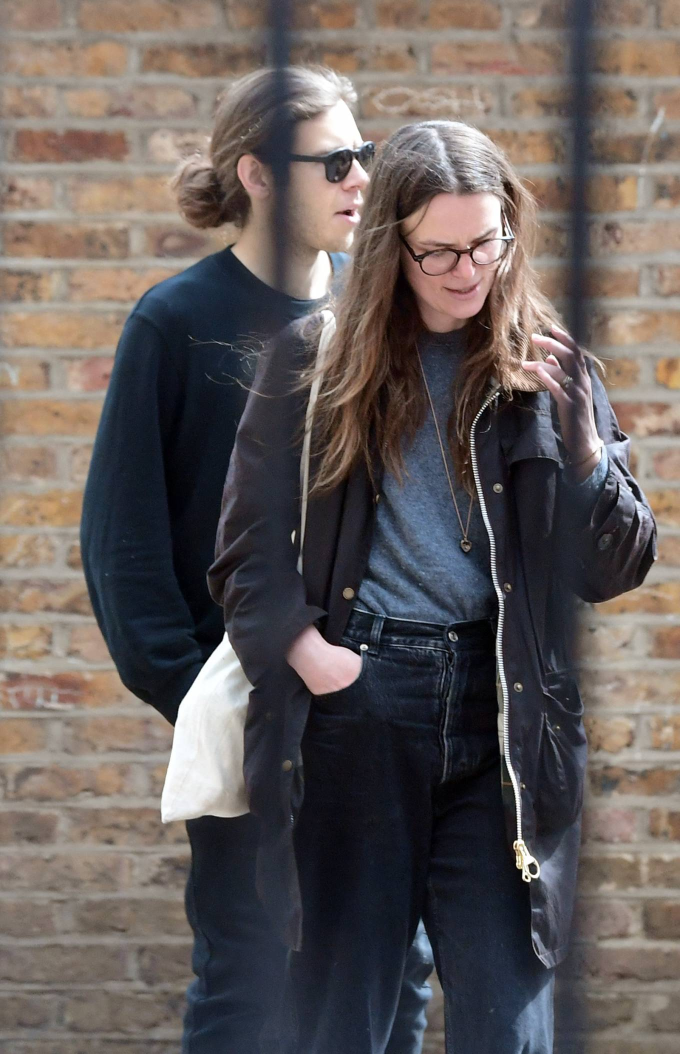 Keira Knightley - out in Bromley
