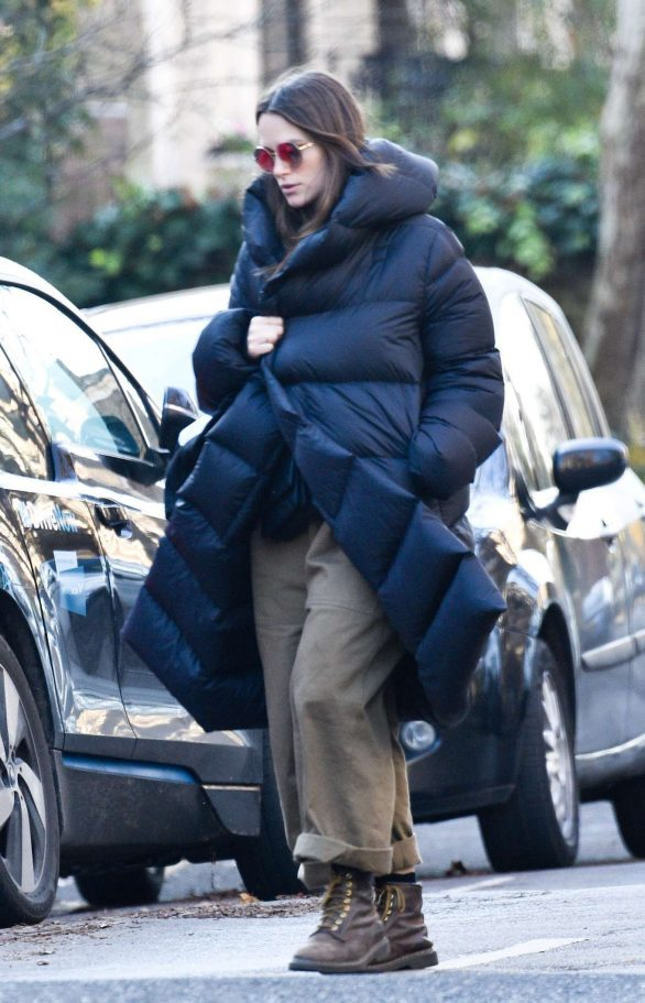 Keira Knightley - Out in London