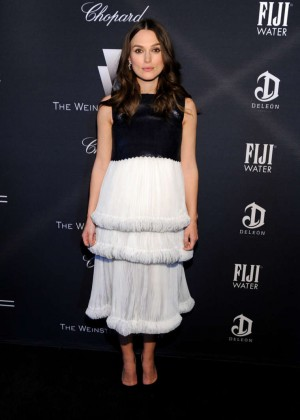 Keira Knightley - The Weinstein Company's Academy Awards Nominees Dinner in LA