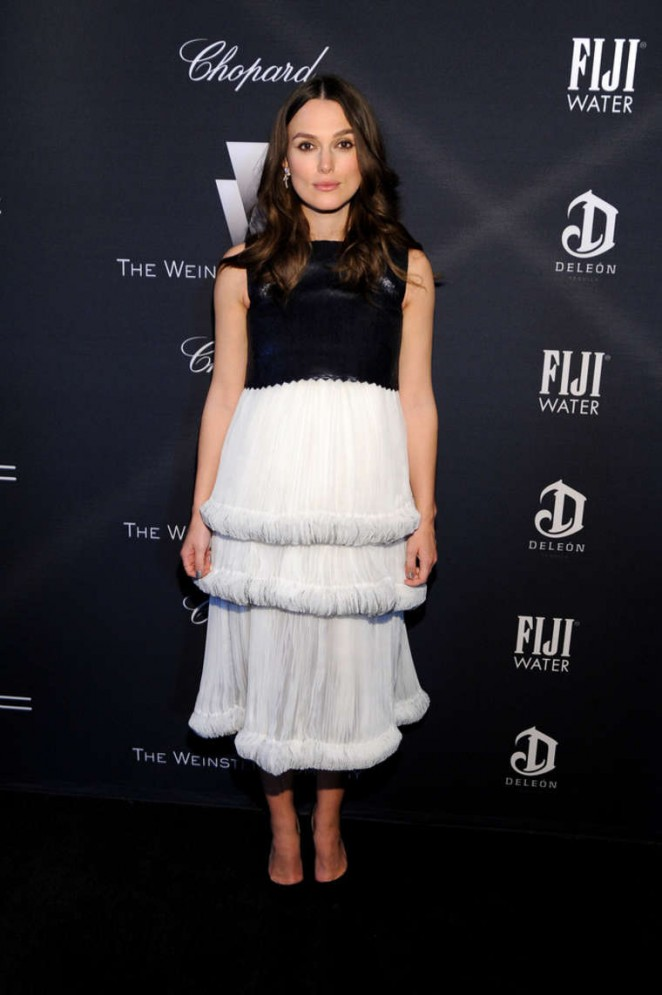 Keira Knightley – The Weinstein Company's Academy Awards Nominees Dinner in LA