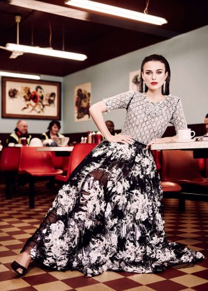 Keira Knightley - Vanity Fair US Photoshoot (March 2015)