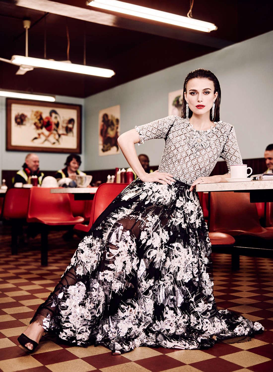 Keira Knightley Vanity Fair Us Photoshoot March 2015 Gotceleb