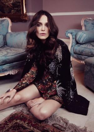 Keira Knightley - Violet Magazine (March 2015)