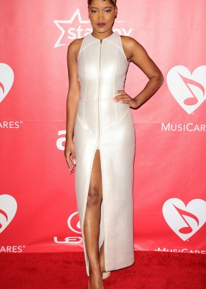 Keke Palmer - 2015 MusiCares Person Of The Year Gala Honoring Bob Dylan in LA