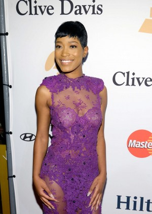 Keke Palmer - 2016 Pre Grammy Gala and Salute to Industry Icons with Clive Davis in LA