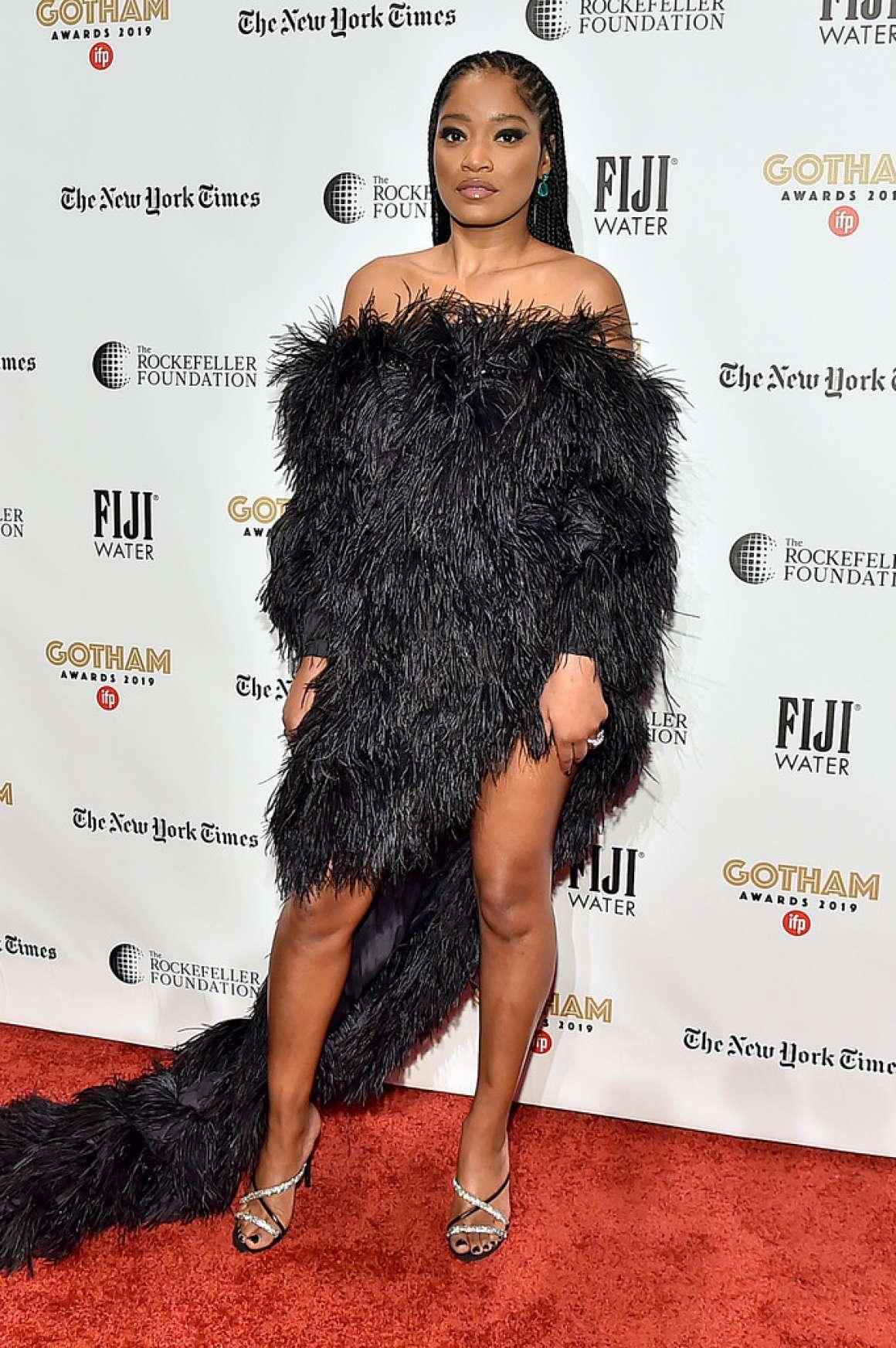 Keke Palmer 2019 : Keke Palmer – 2019 IFP Gotham Awards in NYC-05