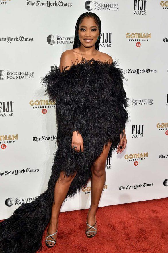 Keke Palmer 2019 : Keke Palmer – 2019 IFP Gotham Awards in NYC-08