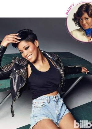 Keke Palmer - Billboard Magazine (February 2016)