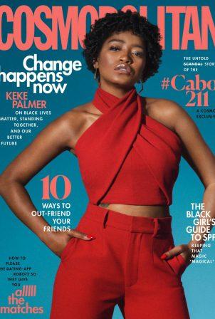 Keke Palmer - Cosmopolitan US Magazine (August 2020)