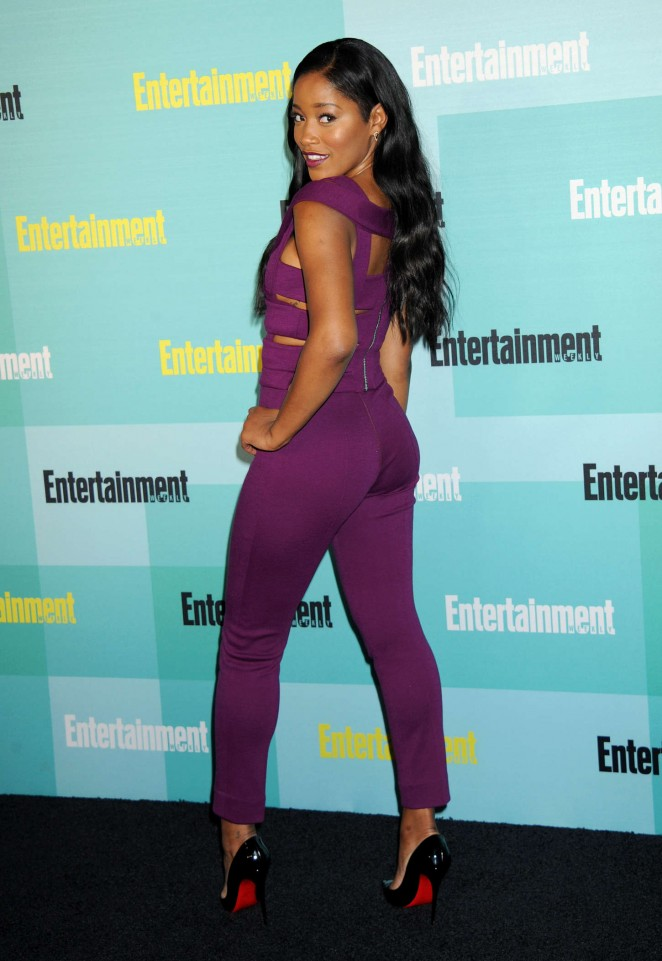 Keke Palmer - Entertainment Weekly Party at Comic-Con in San Diego