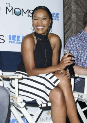 Keke Palmer - 'Ice Age: Collision Course' Screening in NYC