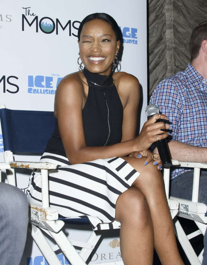 Keke Palmer – 'Ice Age: Collision Course' Screening in NYC