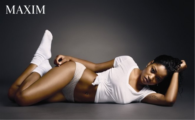 Keke Palmer - Maxim Magazine (October 2015)