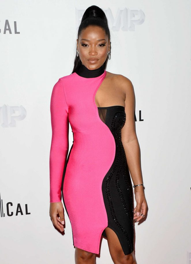 Keke Palmer – 'Pimp' Premiere in Los Angeles