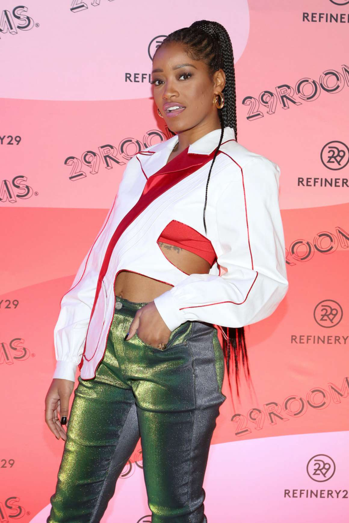 Keke Palmer - Refinery29 Presents 29Rooms New York: Expand Your Reality Experience