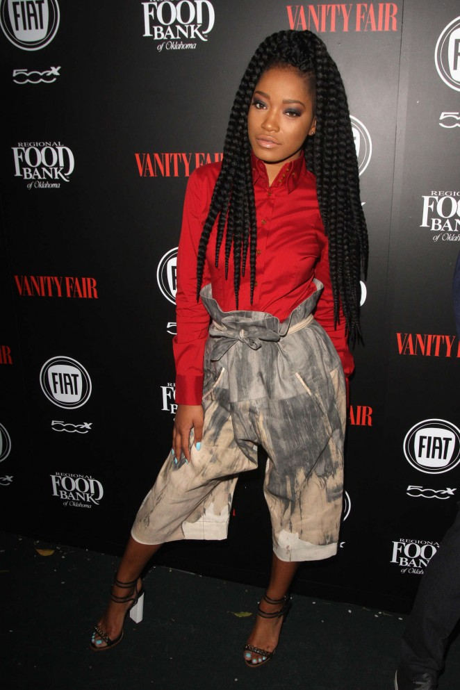 Keke Palmer - Vanity Fair and FIAT Young Hollywood Celebration 2016 in Los Angeles