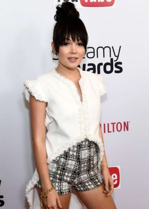 Kelli Berglund - 2016 Streamy Awards in Beverly Hills