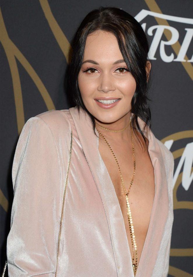 Chloe bennet says she wants to sit on olivia holt 2