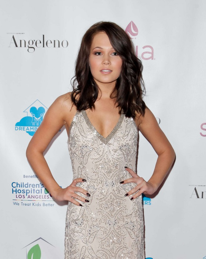 Kelli Berglund - 3rd Annual 'A Brighter Future For Children' Charity Gala in Hollywood