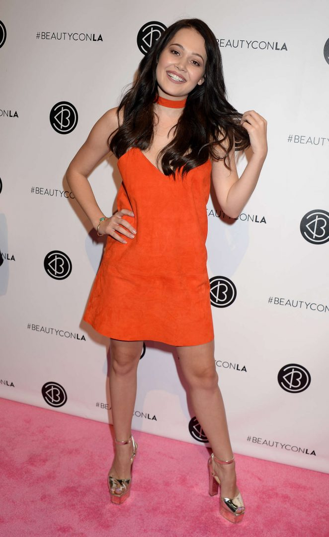 Kelli Berglund - 5th Annual Beautycon Festival LA in Los Angeles