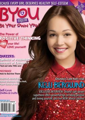 Kelli Berglund - BYOU Magazine (Winter 2015)