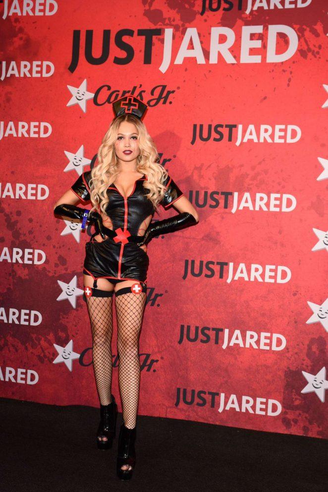 Kelli Berglund – Just Jared's 7th Annual Halloween Party in LA