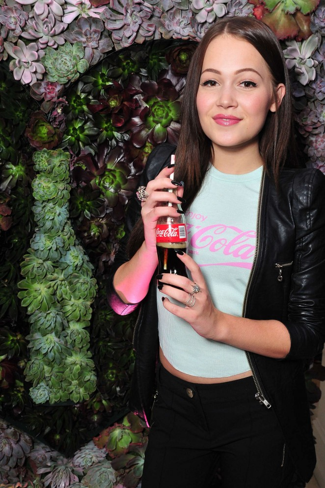 Kelli Berglund - Launch Party for WILDFOX Loves Coca-Cola Capsule Collection in West Hollywood