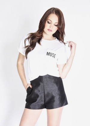 Kelli Berglund - MUSE Collection Winter 2015 adds