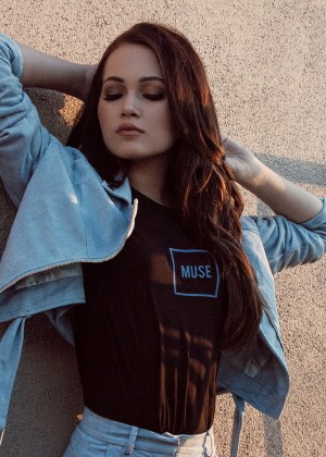 Kelli Berglund: MUSE Collection 2015 -14