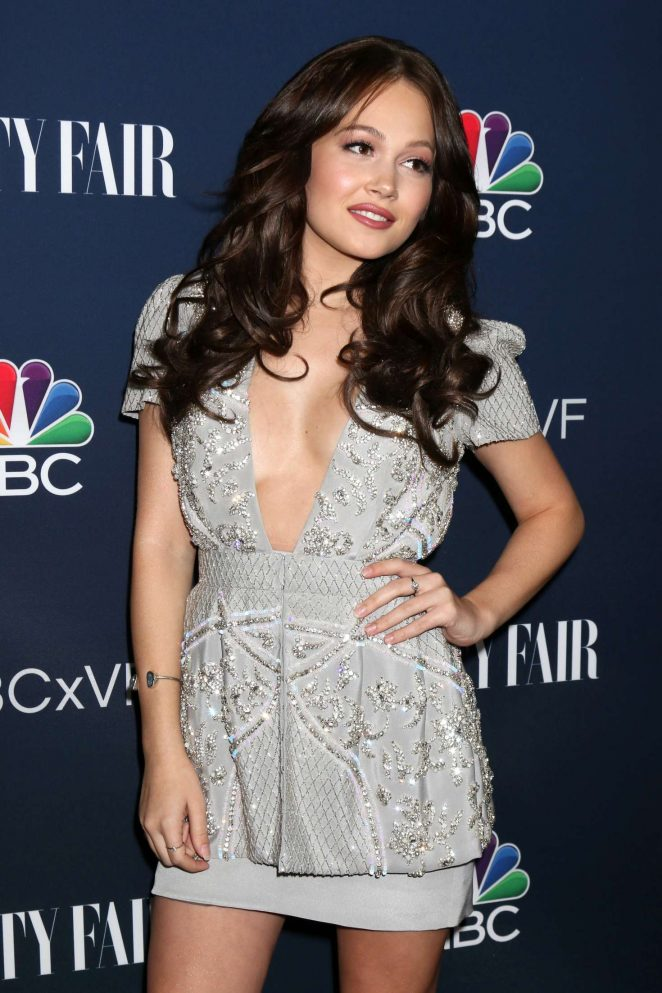 Kelli Berglund - NBC And Vanity Fair Toast The 2016 2017 TV Season in LA